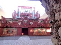石彫博物館のロサ・リラ神殿