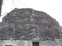 5号神殿の屋根飾り