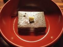 黒胡麻豆腐