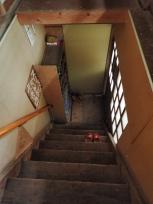 大正棟の階段
