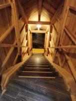 したの湯への階段