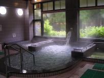 雲取温泉のお湯