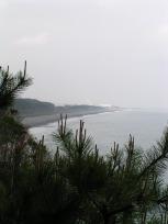 高野坂からの海