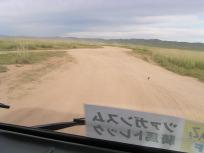 未舗装道路